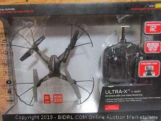 Propel Ultra X Wifi Drone