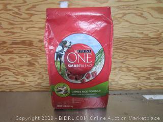 Purina One Smart Blend Lamb & Rice Dog Food