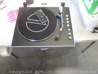 1 BY ONE TURNTABLE (NO CORDS)