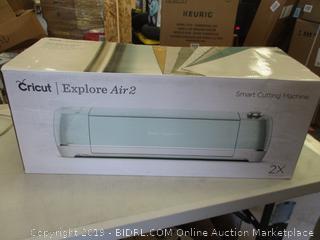 CRICUT EXPLORE AIR 2 (DAMAGED POWER SOURCE)