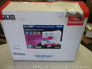 BROTHER COMPUTERIZED SEWING MACHINE (POWERS ON)