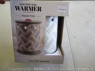 RIDGETON SCENTED WAX WARMER