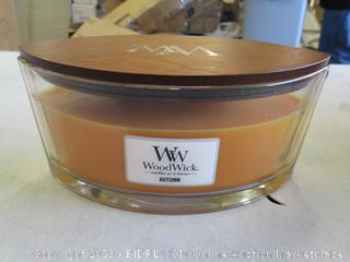WOODWICK AUTUMN CANDLE