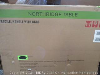 NORTHRIDGE DINING TABLE