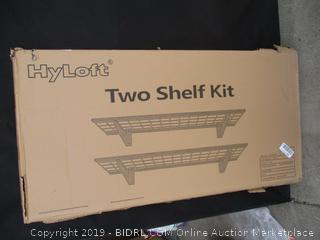 HYLOFT TWO SHELF KIT