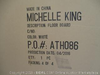 MICHELLE KING FLOOR BOARD (INCOMPLETE)