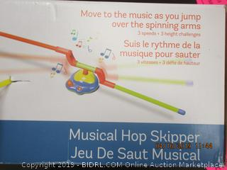 MUSICAL HOP SKIPPER