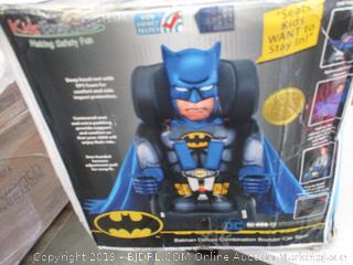 KIDS EMBRACE BATMAN BOOSTER SEAT