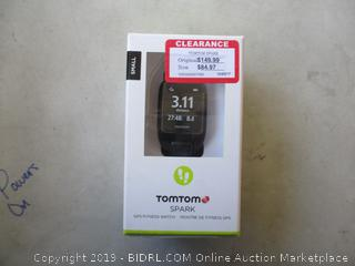 TOMTOM SPARK FITNESS WATCH (FACTORY SEALED)