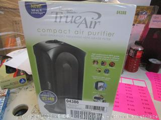 True Air Compact Air Purifier Factory Sealed