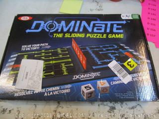 Dominate The Sliding Puzzle Game