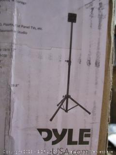Pyle Portable Tripod TV Stand