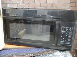 Over Range Microwave