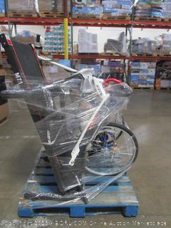 Pallet Lot: Merax Treadmill, Razor Electric Scooter, etc.
