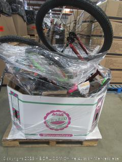 Pallet Lot: Bicycles