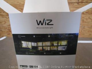 Wiz LED Smart Bulbs (works with Alex/Google/Siri)