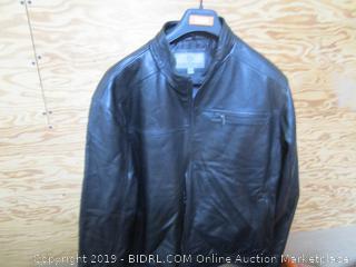 bostonharbor leather jacket X Large