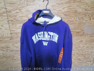 XL Hoodie Washington