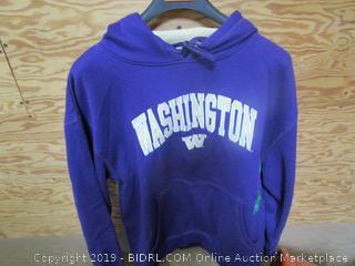 Washington champion hoodie XL