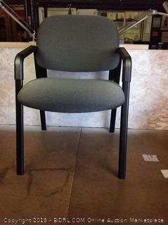 Lot #F9680G Hon Arm Chair (online $159)