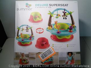 Baby Seat - 3 Products in One