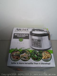 Aroma Rice Cooker/Mulitcooker