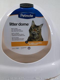 Cat Litter Dome