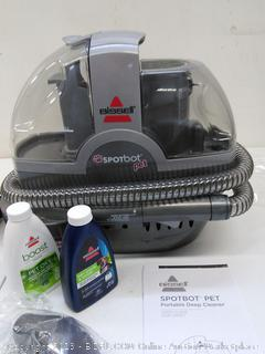"Bissell ""Spotbot"" Pet Portable Cleaner"