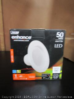 Feit Enhance 50W Replacement (7.2W) LED Retrofit Light Kit 4""