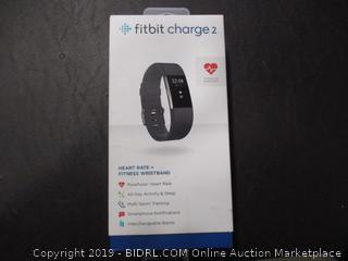 FITBIT CHARGE 2 (NO CHARGER)