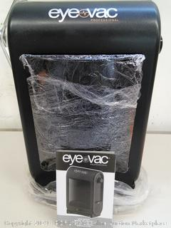 Eye Vac Stationary Vacuum - (Online $128)  Designed to Suck Up Debris Swept in Front of It!