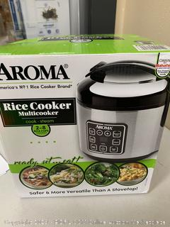 Aroma Rice Cooker- Multicooker