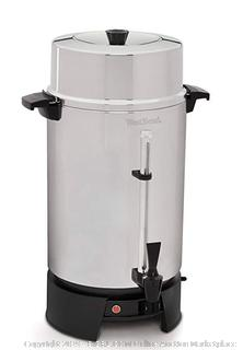 100 Cup Coffee Urn (Online$139)