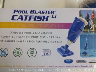 Pool blaster Catfish- Cordless Pool and Spa Vacuum