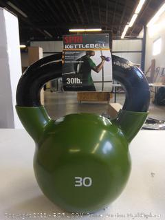 30 lbs SPRI KettleBell