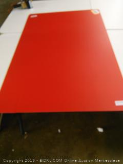Red Mat (Crack on one side)