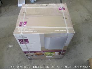 Commercial Cool 2.6 Refrigerator (Sealed) (Box Damaged)