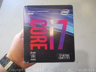 Intel Core i7 Desktop Processor