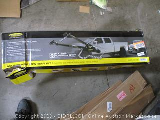 Adjustable Tow Bar System