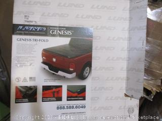 Genesis Tri-Fold Tonneau Cover