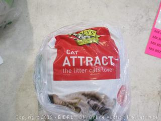 Cat Attract Cat Litter (Please Preview)