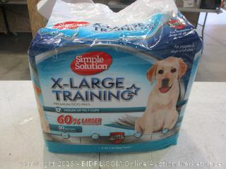 X-Large Training Dog Pads