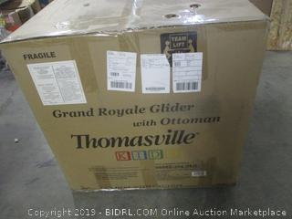 thomasville grand royale glider