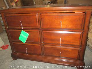 dresser - damaged