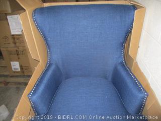 heirloom blue chair