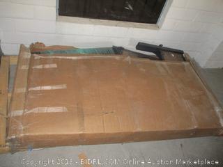 bunk beds - damaged, missing hardware