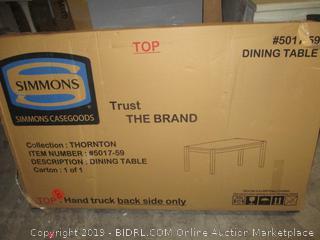thornton dining table