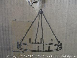 shayla 12 light chandelier/fixture