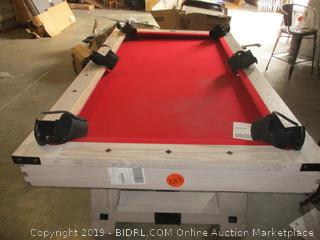 PlayCraft Yukon River Northern pool table - please preview