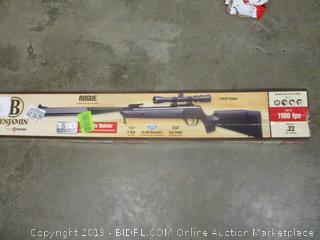 Benjamin Rogue BB gun